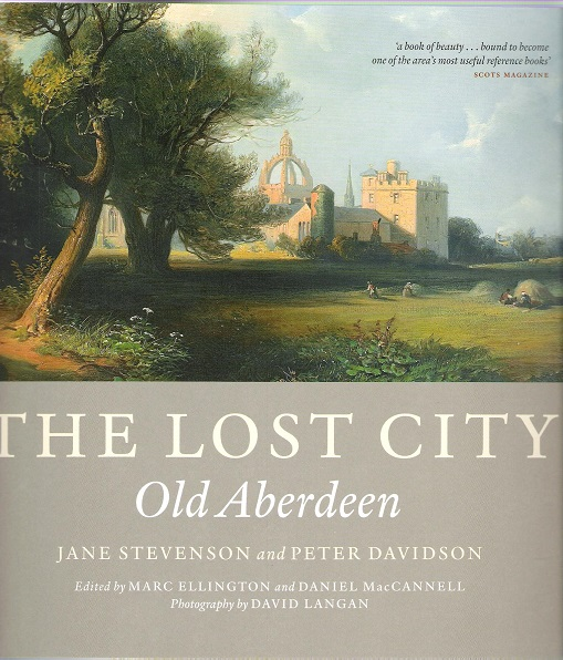 Image for The Lost City : Old Aberdeen.