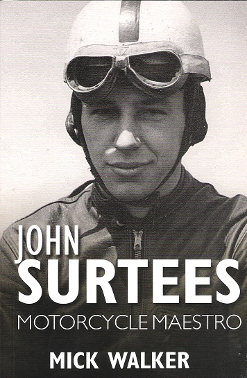 Image for John Surtees: Motorcycle Maestro.