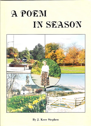 Image for A Poem In Season.