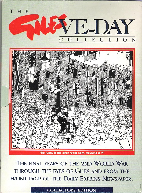 The Giles VE-Day Collection.