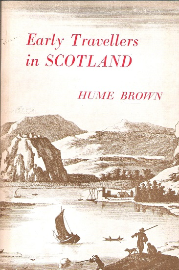 Image for Early Travellers in Scotland.