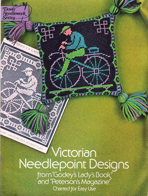 "Image for Victorian Needlepoint Designs from ""Godey's Lady's Books"" and Peterson's Magazine"""
