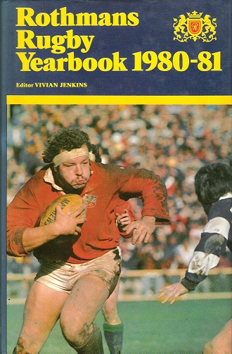 Image for Rothmans Rugby Yearbook 1980-81.