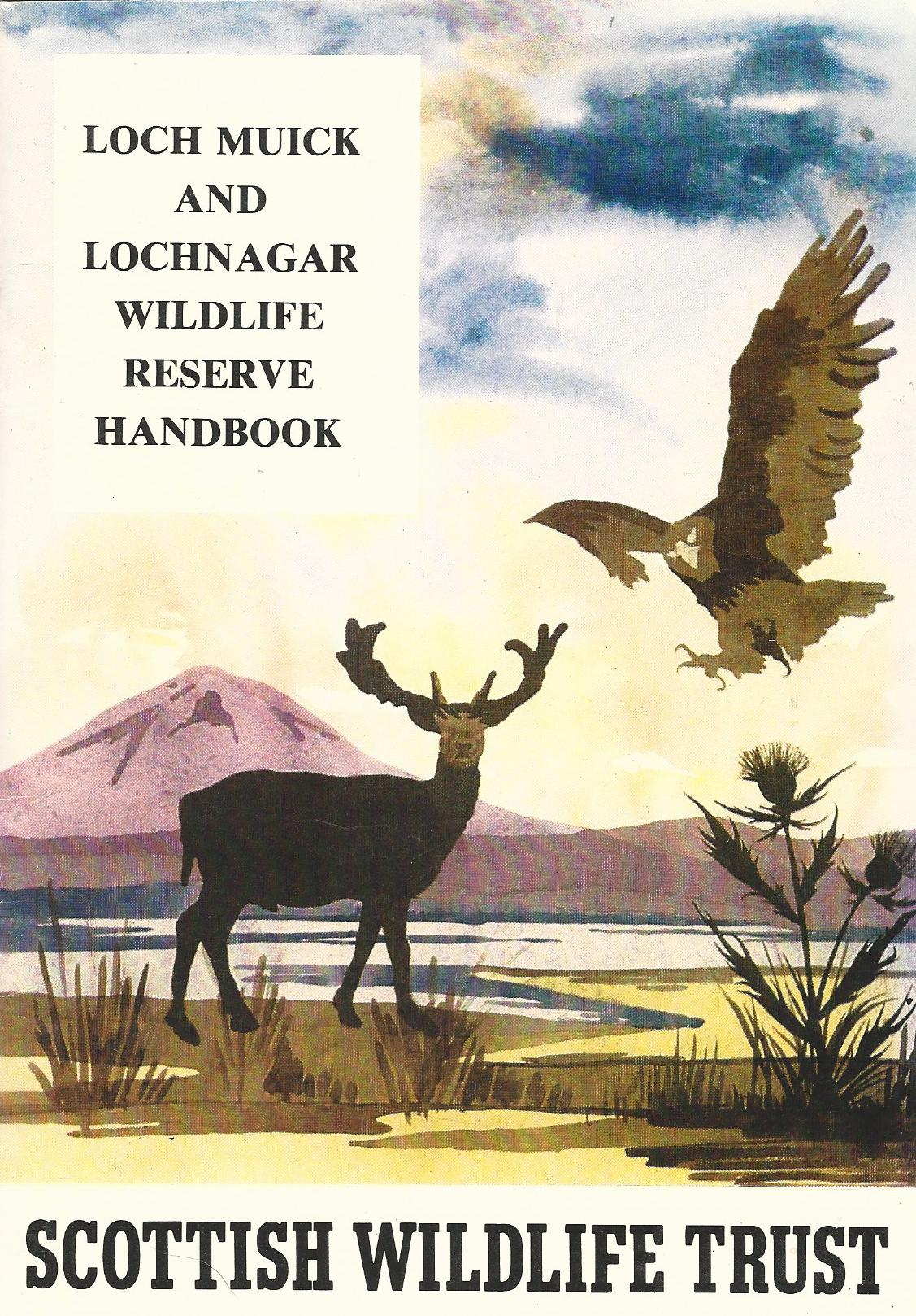 Loch Muick and Lochnagar.