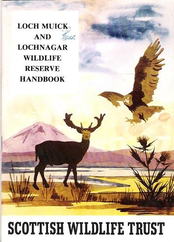 Loch Muick and Lochnagar Wildlife Reserve Handbook.