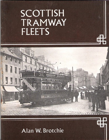 Image for Scottish Tramway Fleets.