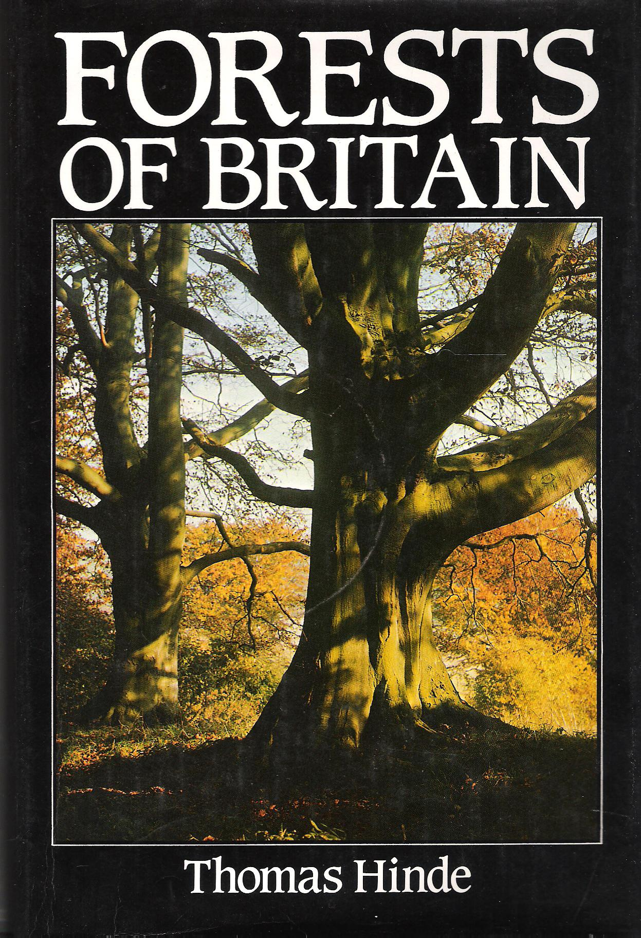 Image for Forests of Britain.
