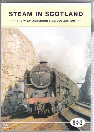 Image for Archive Series Volume 13 Steam in Scotland.