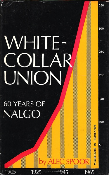 Image for White Collar Union: 60 Years of Nalgo.