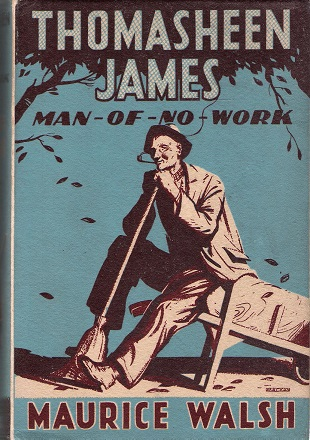 Image for Thomasheen James: Man of  No Work.