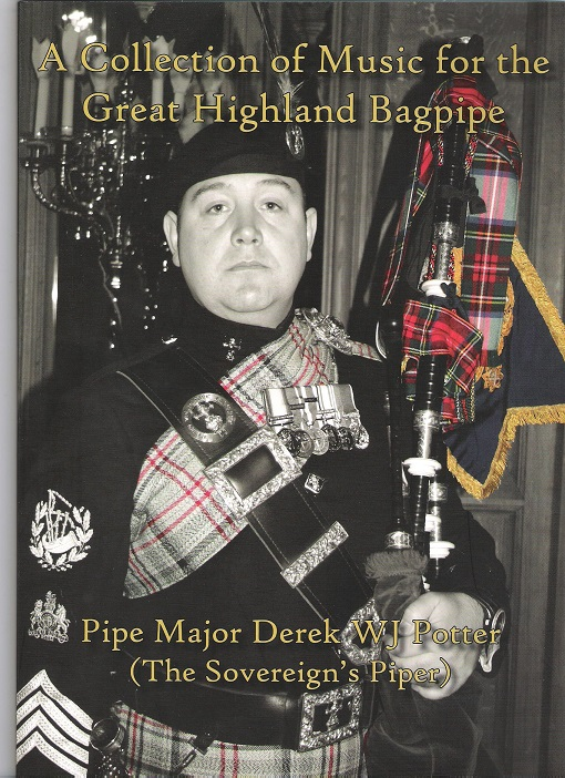 Image for A Collection of Music for the Great Highland Bagpipe.