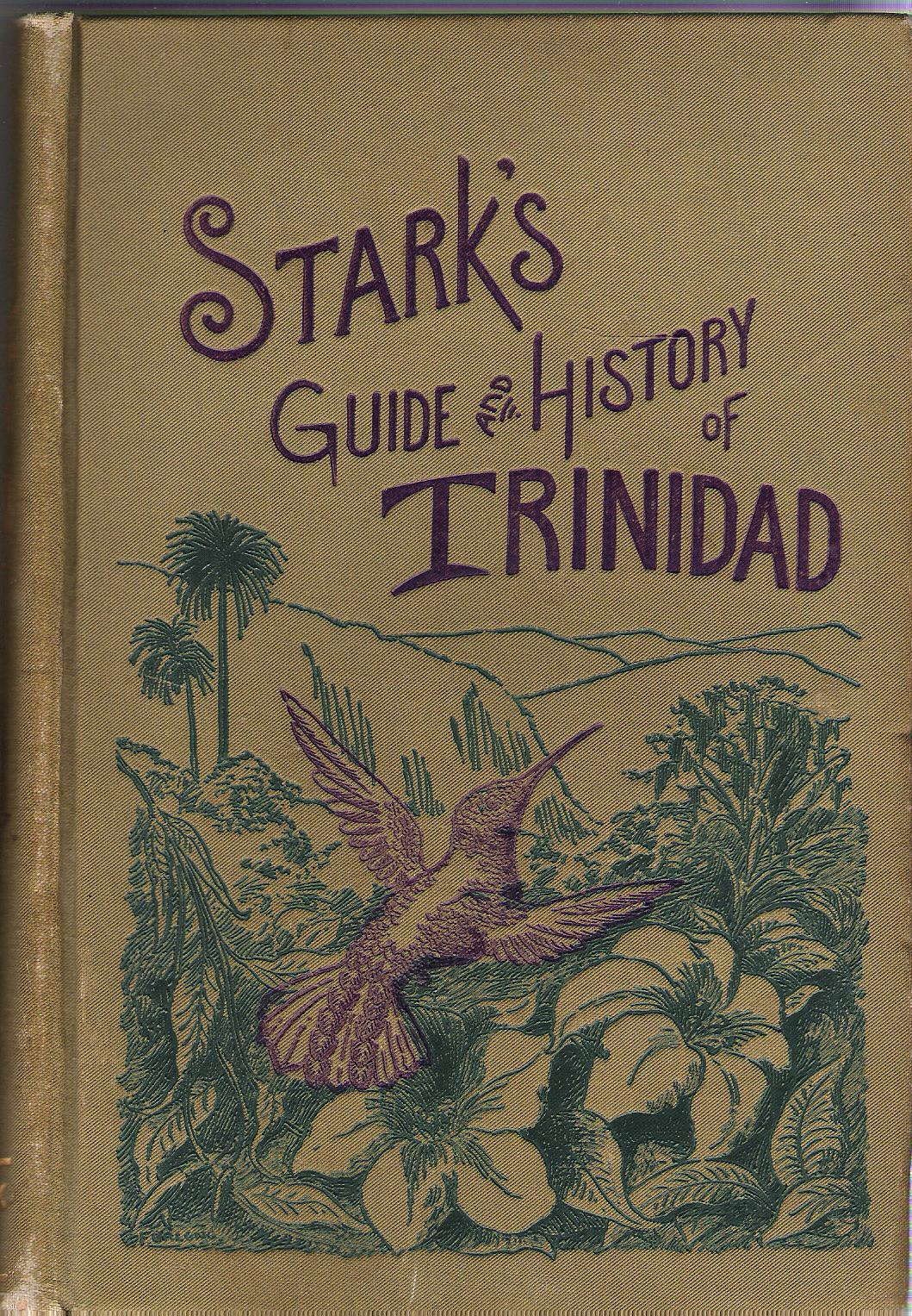 Image for Stark's Guide-Book and History of Trinidad.