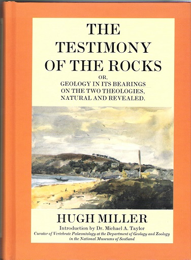 Image for The Testimony of the Rocks.