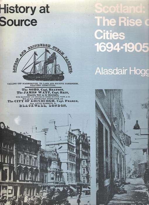 Image for Scotland: The Rise of Cities 1694-1905.