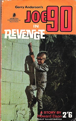 Image for Gerry Anderson's Joe 90 in Revenge.