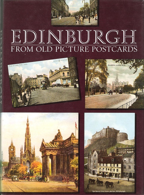 Image for Edinburgh from Old Picture Postcards.