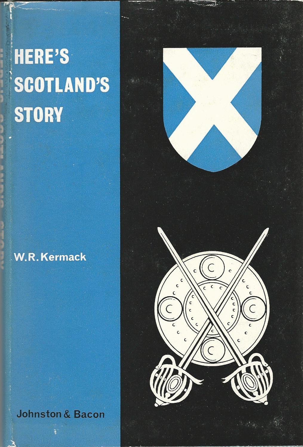 Image for Here's Scotland's Story.
