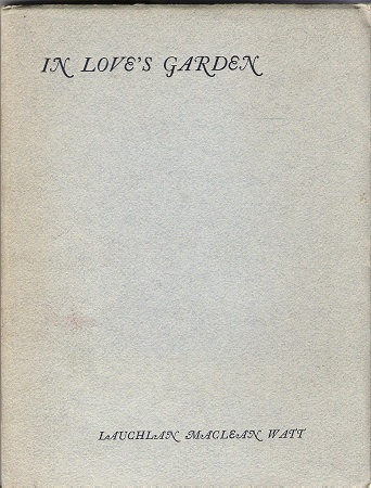 Image for In Love's Garden.