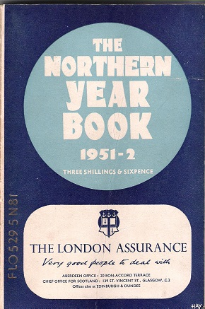 Image for The Northern Year Book 1951-2.
