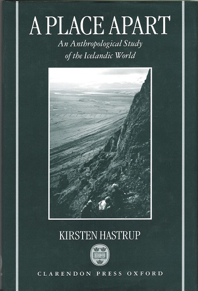 Image for A Place Apart: An Anthropological Study of the Icelandic World.