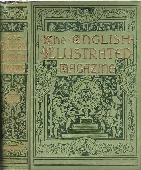 Image for The English Illustrated Magazine 1887-1888.