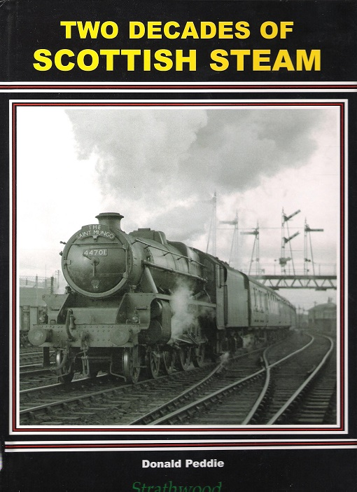 Image for Two Decades of Scottish Steam.