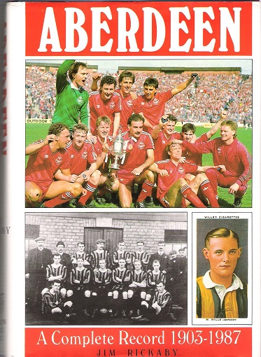Image for Aberdeen: A Complete Record 1903-1987.