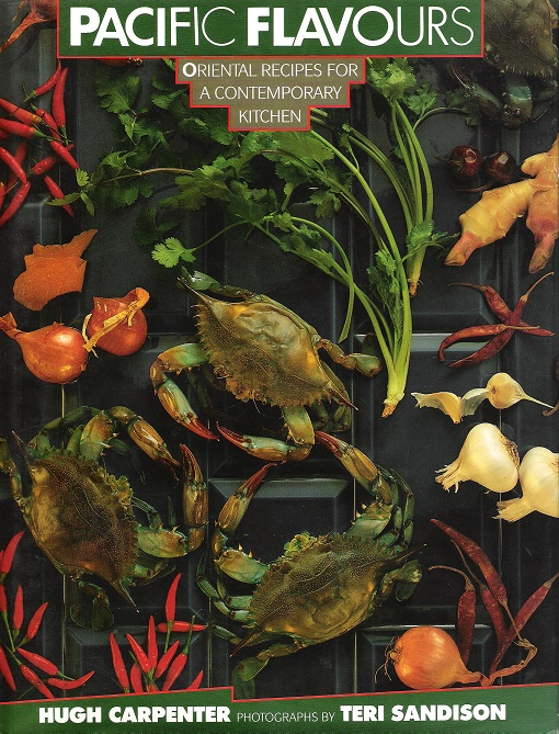 Image for Pacific Flavours: Oriental Recipes for a Contemporary Kitchen.