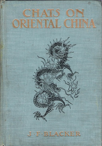 Image for Chats on Oriental China.