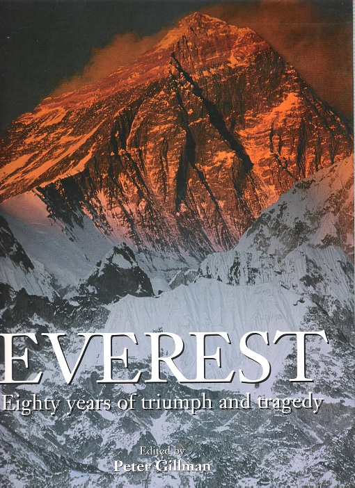 Image for Everest: Eighty Years of Triumph and Tragedy.