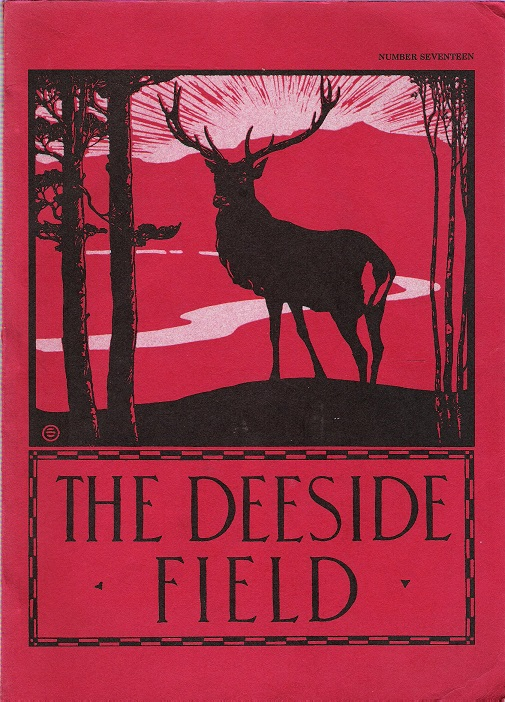 Image for The Deeside Field: Number 17.