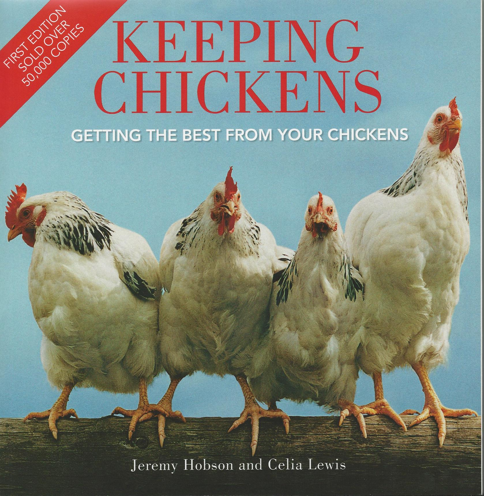 Image for Keeping Chickens.