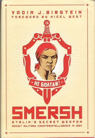 Image for SMERSH: Stalin's Secret Weapon.