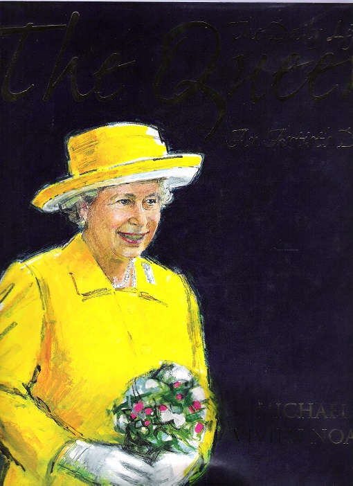 Image for The Daily Life of The Queen: An Artist's Diary.
