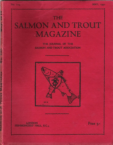 Image for The Salmon and Trout Magazine: Number 105.