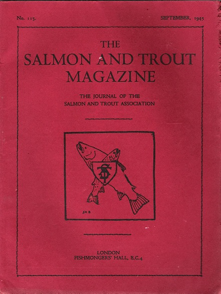 Image for The Salmon and Trout Magazine: Number 115.