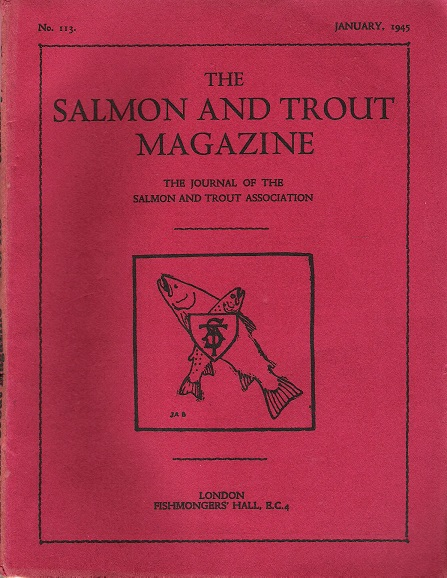 Image for The Salmon and Trout Magazine: Number 113.