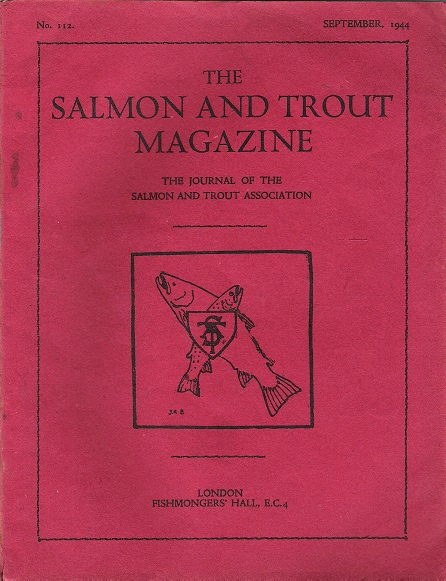 Image for The Salmon and Trout Magazine: Number 112.