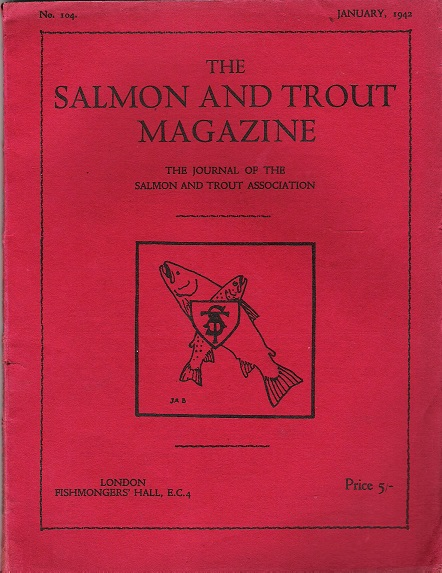 Image for The Salmon and Trout Magazine: Number 104.