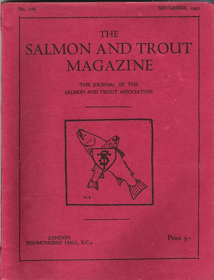 Image for The Salmon and Trout Magazine: Number 106.