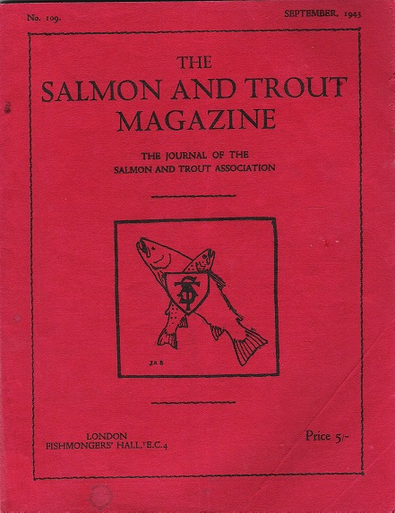 Image for The Salmon and Trout Magazine: Number 109.