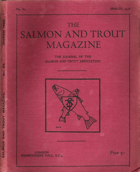 Image for The Salmon and Trout Magazine: Number 82.