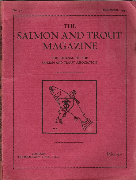Image for The Salmon and Trout Magazine: Number 77.