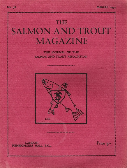 Image for The Salmon and Trout Magazine: Number 78.