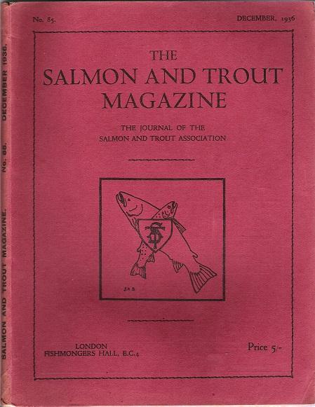 Image for The Salmon and Trout Magazine: Number 85.