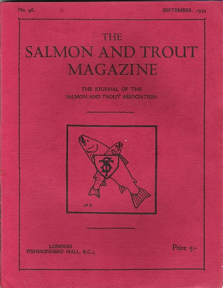 Image for The Salmon and Trout Magazine: Number 96.