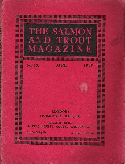 Image for The Salmon and Trout Magazine: Number 15