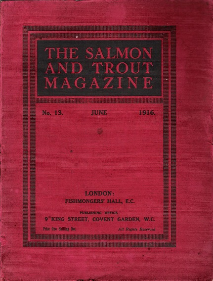 Image for The Salmon and Trout Magazine: Number 13.