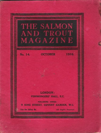 Image for The Salmon and Trout Magazine: Number 14.