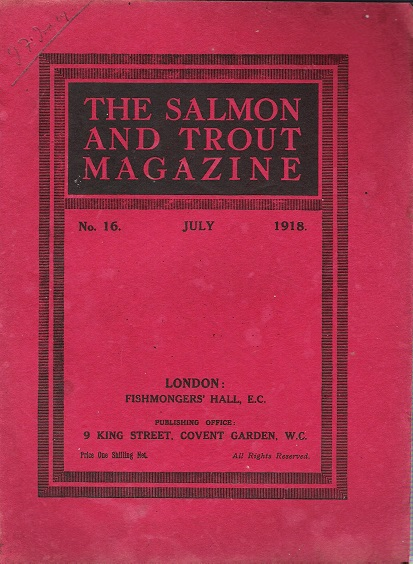 Image for The Salmon and Trout Magazine: Number 16.